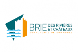 Logo Communauté de communes Brie des Rivièrees et Châteaux